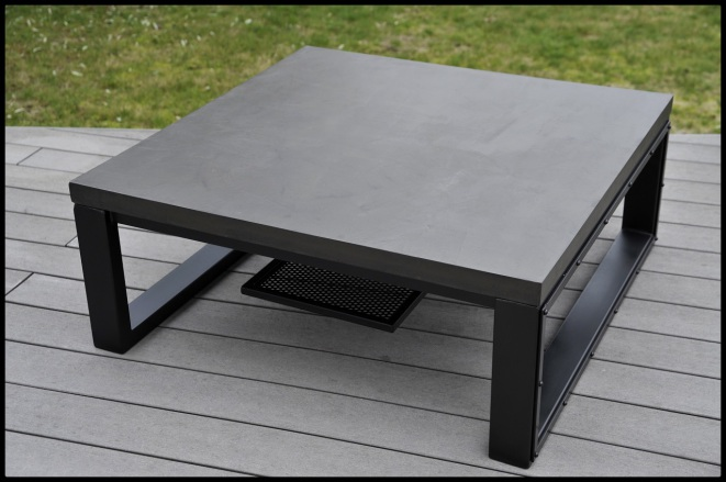 table beton