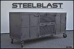 buffet industriel metal acier